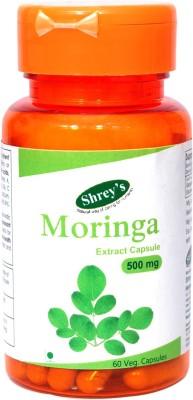 Shrey's Moringa Extract 500 mg - 60 Capsules(60 No)