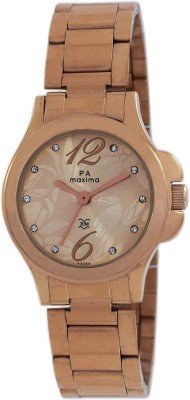 Maxima 43054CMLR  Analog Watch For Women