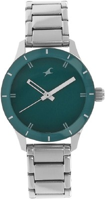 Image of Fastrack Blue Dial Analog Watch - For Girls