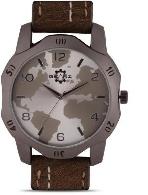 Gearz wrist watches price in indian major cities chennai bangalore view gearz world map dial premium watch for men wrist watches price onlinegearz gumiabroncs Choice Image