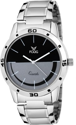Fogg 2039-BK Modish Analog Watch For Men