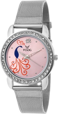 Fogg 4045-PK Modish Analog Watch For Women