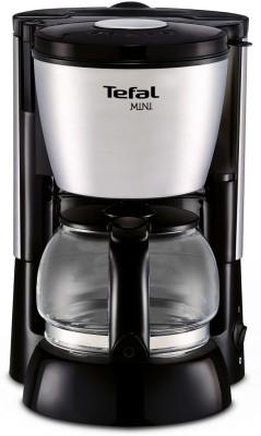 Tefal Apprecia (CM1108IN) 6 Cups Coffee Maker(Silver)