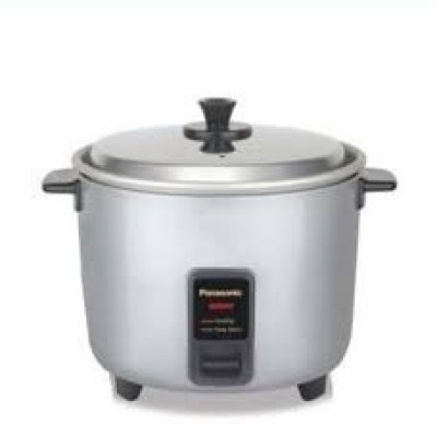 Panasonic sr wa10 ge9 Electric Rice Cooker(2.7 L, Silver)  available at flipkart for Rs.1899