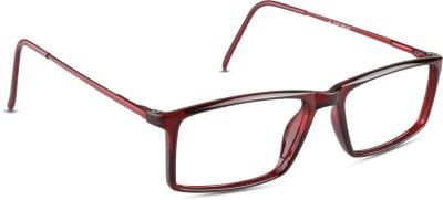 U Eyewear Full Rim Rectangle Frame(52 mm