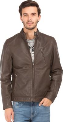 U.S. Polo Assn Full Sleeve Solid Men Jacket