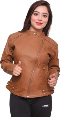AAKRITHI Full Sleeve Solid Women Jacket