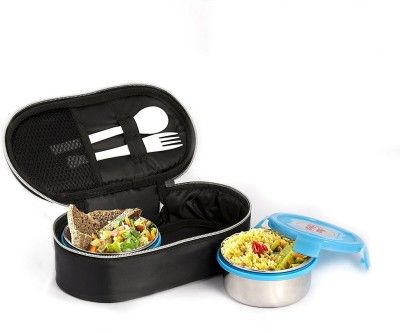 Cello Max Fresh 2 Containers Lunch Box
