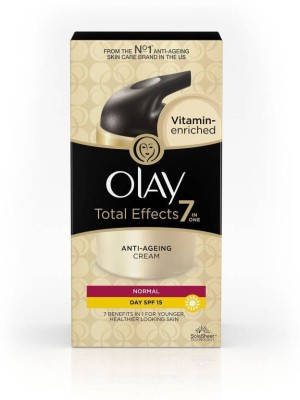 Olay Total Effects 7 in one anti-ageing cream normal day SPF 15 (50 g)(50)