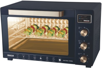 Inalsa Kwik Bake 45DTRC 45 Lts Oven Toaster Grill Black
