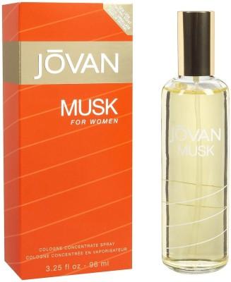 Jovan Musk Eau De Cologne Women Spray 96 ml