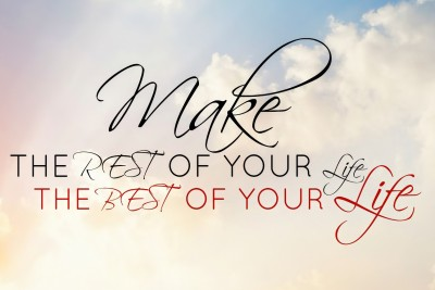 MAKE THERE STOF YOUR LIFE QUOTE Paper Print(12 inch X 18 inch)  available at flipkart for Rs.165