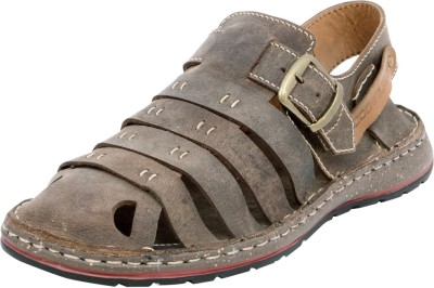 Maplewood Men Brown Sandals at flipkart