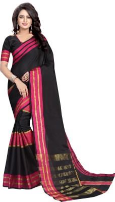 a34a25d2458da Lake Prints Self Design Bollywood Cotton