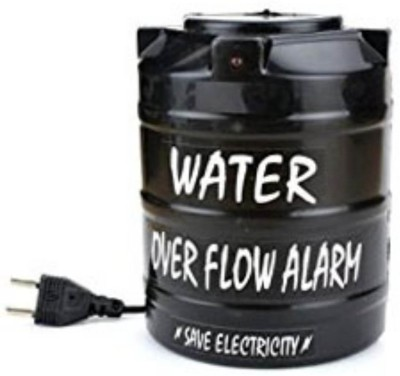 Speed Move On Water Tank Over Flow Alarm (Black) Wired Sensor Security System  available at flipkart for Rs.200