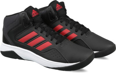17e764bfc5c9 41% OFF on ADIDAS NEO CF ILATION MID Basketball Shoes For Men(Black) on  Flipkart