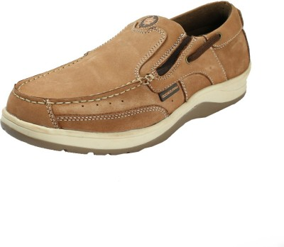 Maplewood Leicester-Brown Casuals For Men(Brown) at flipkart