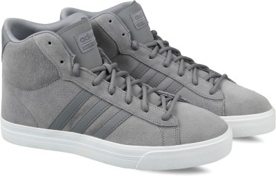 8cf570515d9 39% OFF on ADIDAS NEO CF SUPER DAILY MID Sneakers For Men(Grey) on Flipkart  | PaisaWapas.com