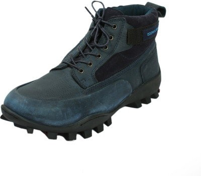 Maplewood Hove-Navy Boots For Men(Navy, Blue) at flipkart