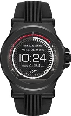 Michael Kors Access Dylan (For Men) Smartwatch(Black Strap Regular) at flipkart
