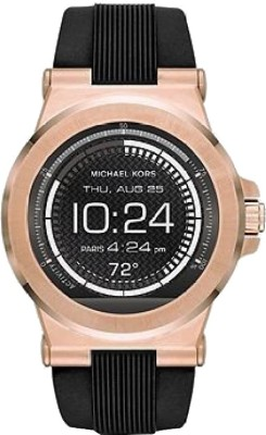 Michael Kors Access Dylan (For Men) Smartwatch(Black Strap Regular) 1