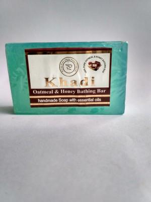 Khadi oatmeal & honey soap 125grams(125 g)