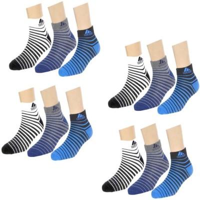 ADIDAS Men   Women Ankle Length Socks Pack of 12
