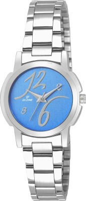 Dezine DZ-LR008-BLU-CH  Analog Watch For Women