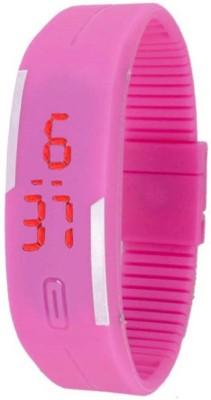 PFN pfnledpink08q Watch  - For Girls