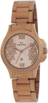 Maxima 43053CMLR  Analog Watch For Women