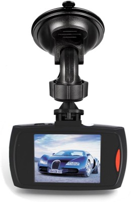 View GEORCHIFF Car Dash Cam slr Instant Camera(Black) Price Online(GEORCHIFF)