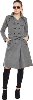 Athena Pure Wool Solid Coat