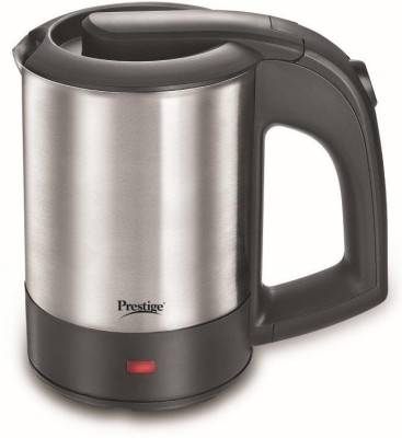Prestige PKTSS 0.5 ELECTRIC KETTLE Electric Kettle(0.5 L, SILVER/BLACK)  available at flipkart for Rs.900