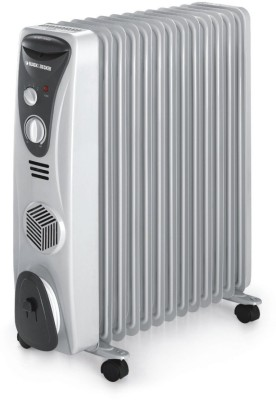 Black & Decker OFR - OR11F-IN Oil Filled Room Heater