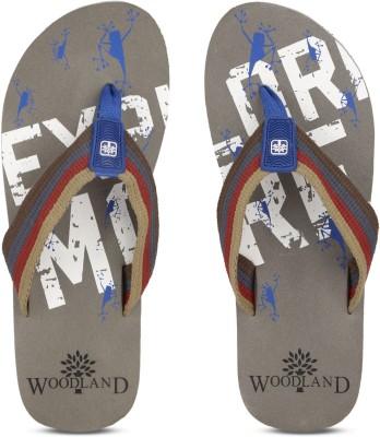 Woodland Slippers at flipkart