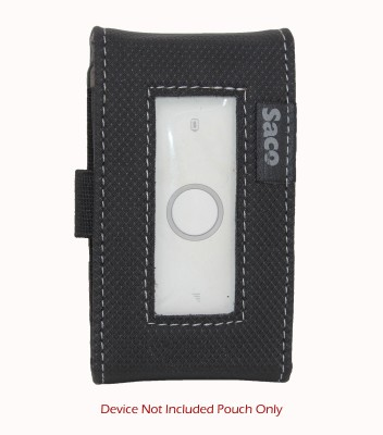 Saco Pouch for Wifi Router(Black)  available at flipkart for Rs.220