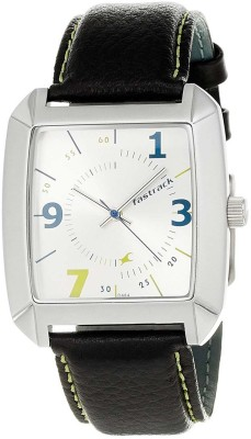 Fastrack NJ9336SL02AC  Analog Watch For Men