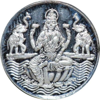 Kataria Jewellers Laxmi Mata S 999 2 g Silver Coin Kataria Jewellers Coins   Bars