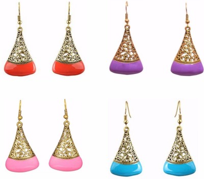 Archi Collection Style Diva Alloy Earring Set Archi Collection Earrings