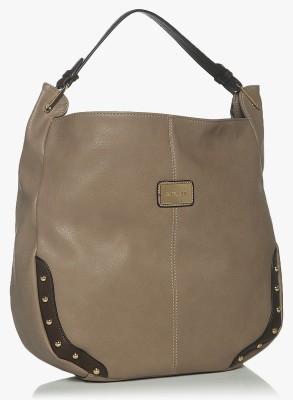 Satya Paul Women Brown Hobo at flipkart