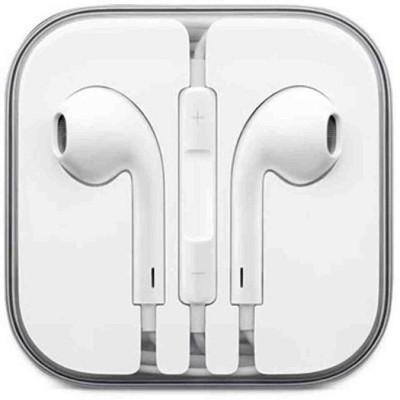 Anytime shops LYF Mobile Headphone(White, In the Ear) 1