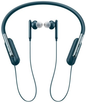 Samsung U Flex Bluetooth Headset(Blue, Wireless in the ear)