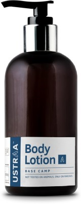 Ustraa Base Camp Body Lotion - 200 ml(200 ml)
