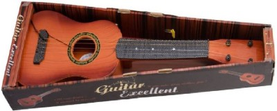 M-Alive Secret Super Star Sky Kidz Rock Star Guitar Music learning toy(Multicolor) at flipkart