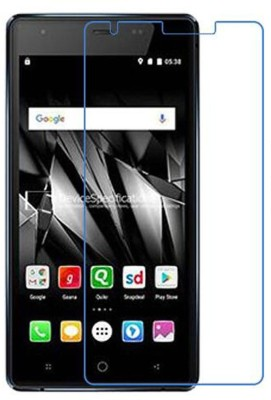 MOBIVIILE Tempered Glass Guard for Micromax Canvas 5 Lite Q462