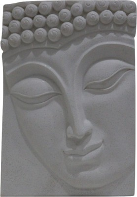 The Art Affair Decorative Showpiece - 29 cm(Polyresin, White)
