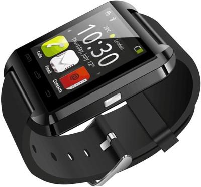 SYL Yezz Andy 5EL LTE Black Smartwatch(Black Strap Free Size) at flipkart