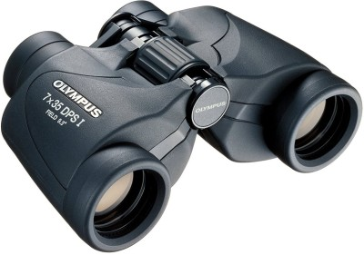Olympus 8-16 x 40 Zoom DPS I Binoculars(40 mm, Black)