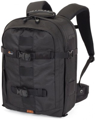 LOWEPRO BACKPACK PRO RUNNER 350 AW BLACK  Camera Bag(Black)  available at flipkart for Rs.9999