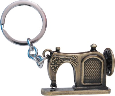 Oyedeal Sewing Machine Shape Key Chain(Multicolor)  available at flipkart for Rs.149